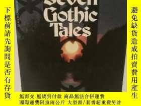二手書博民逛書店伊薩克·迪內森:哥特故事七篇罕見Seven Gothic Tal