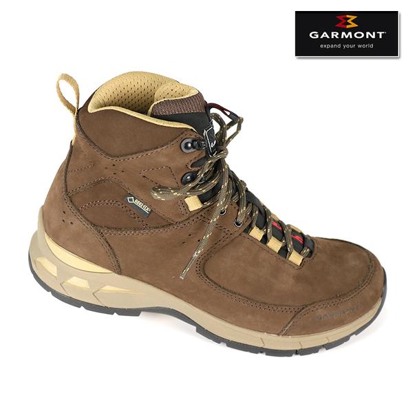 GARMONT GORE-TEX®中筒疾行健走鞋TRAIL BEAST MID 481208/615 中性款 /城市綠洲(登山鞋 戶外 爬山 Goretex 健走)