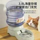 寵物飲水器 狗狗自動飲水機喂食器喝水神器寵物貓咪飲水機寵物飲水器狗狗用品 全館免運