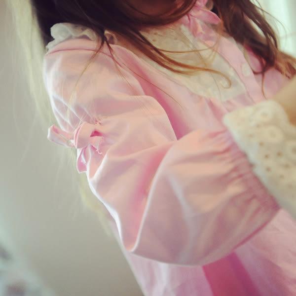 *╮小衣衫S13╭*夢幻甜美浪漫風公主睡衣 1050940