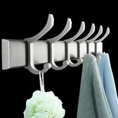 衛生間掛鉤浴室強力粘膠免釘排鉤吸壁式掛衣架掛衣鉤排鉤門後粘鉤
