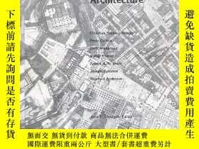 二手書博民逛書店History罕見in of and for Architect