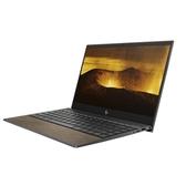 【限時特賣】HP ENVY 13-aq1028TX (i5-10210U/8GB/1TB PCIe SSD/MX250-2GB/W10/FHD) 曜石黑+核桃木質紋