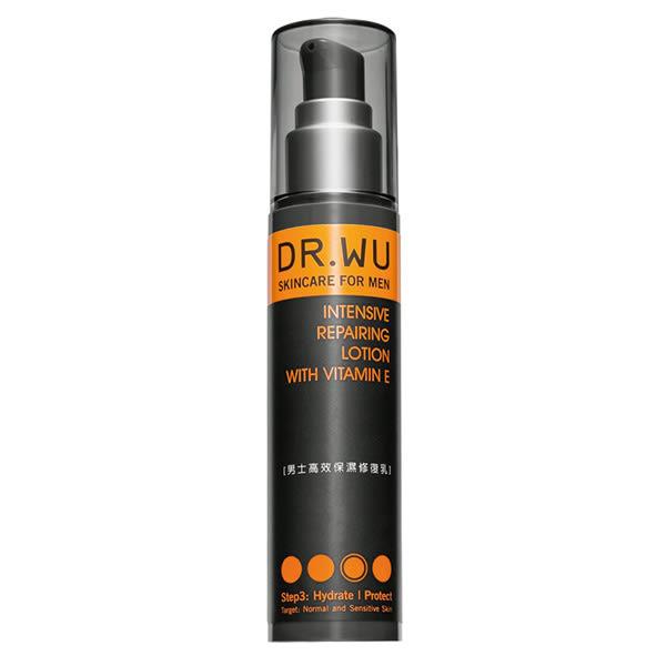 DR.WU 男士高效保濕修復乳50ml【康是美】