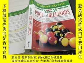 二手書博民逛書店Byrne s罕見New Standard Book of Pool and BilliardsY241950