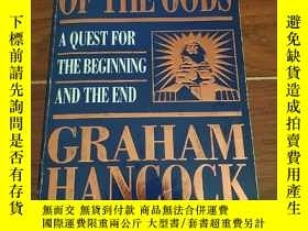 二手書博民逛書店【英文原版】A罕見QUEST FOR THE BEGINNING AND THE END(有插圖)Y27574