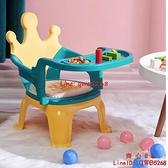兒童椅子靠背椅嬰兒寶寶吃飯餐椅凳子小板凳叫叫適宜家用【齊心88】