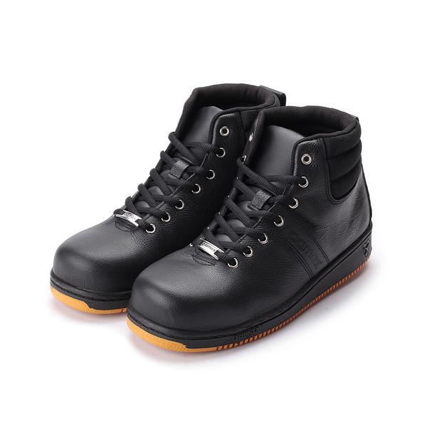 PAMAX 高筒超機能鋼頭安全鞋 黑 男