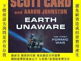 二手書博民逛書店Earth罕見UnawareY256260 Orson Scott Card Starscape 出版201