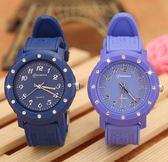 兒童手錶女孩防水小學生手錶男孩鑲水鑽可愛公主錶石英錶小孩手錶【極有家】