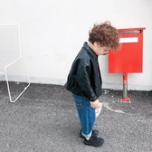 男童皮衣夾克洋氣2019新款韓版寶寶秋裝外套小童兒童機車服春秋潮-ifashion