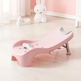 洗頭椅 兒童洗頭躺椅可折疊洗頭髮神器男女寶寶洗髮床可坐躺小孩家用大號【快速出貨】
