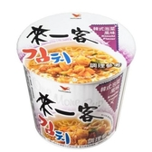 統一來一客杯麵韓式泡菜風味67g x3入【愛買】
