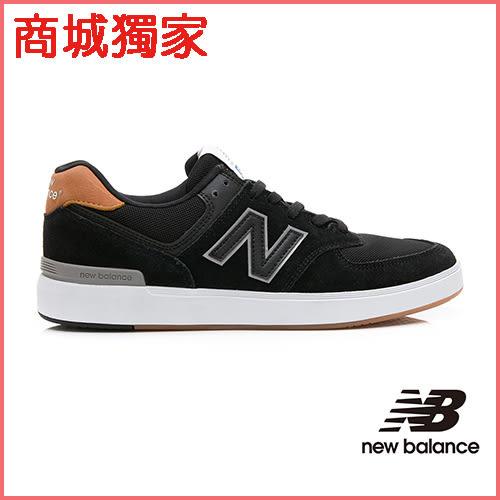 網路限定-【New Balance】 574復古鞋 AM574BLG-D 中性 黑(請參考男性尺碼)