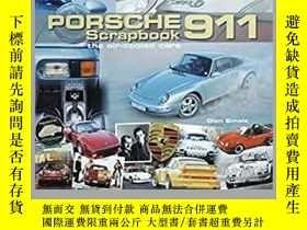 二手書博民逛書店Porsche罕見911 Scrapbook (damaged)-保時捷911剪貼簿(損壞)Y414958