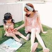泳衣(三件式)-比基尼-甜美可愛時尚清新女泳裝-2色73mb13[時尚巴黎]