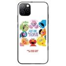 動漫芝麻街三星S21 Ultra手機殼 可愛SamSung S21手機套 卡通三星S21保護殼 日韓Galaxy S21+保護套