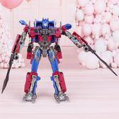 機器人玩具男孩變形金剛警車擎天柱挖土機大黃蜂神獸合體恐龍汽車