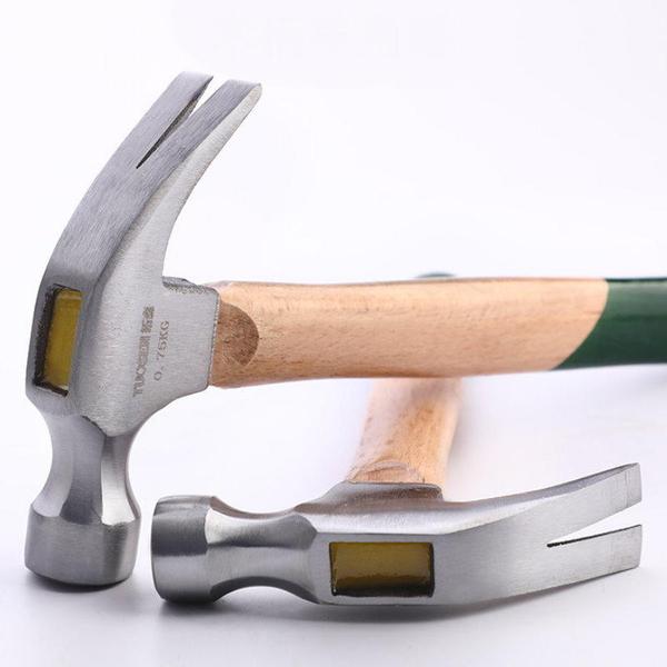 【2103】羊角錘 0.5kg 木柄羊角鎚 鐵鎚 錘子 起釘錘★EZGO商城★