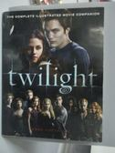【書寶二手書T5/影視_ZAM】Twilight:Official Illustrated Movie Companio