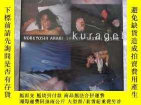 二手書博民逛書店荒木經惟罕見Nobuyoshi Araki: Shikijyo   Sexual Desire <英語版>Y3