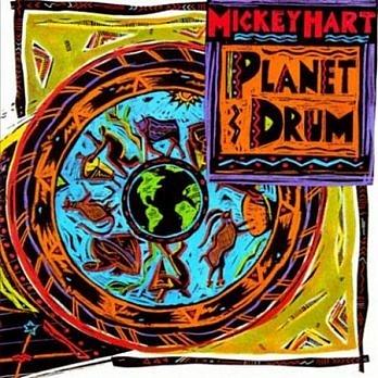 米奇哈特 行星鼓樂 2017發燒傳奇25周年復刻重生天碟版 CD Mickey Hart Planet Drum 免運 (購潮8)