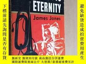 二手書博民逛書店From罕見Here to Eternity 英文原版 821頁