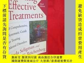二手書博民逛書店Selecting罕見Effective Treatments