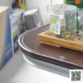 防撞條兒童硅膠桌子桌邊貼條包邊透明pvc軟防護角防碰撞保護牆角 一件免運