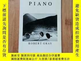 二手書博民逛書店PIANO罕見ROBERT CRAYY171144 PIANO ROBERT CRAY PIANO ROBER
