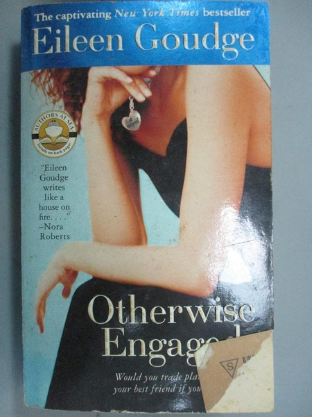 【書寶二手書T8/原文小說_ICN】Otherwise Engaged_Goudge, Eileen