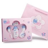 Sebamed施巴 5.5粉紅花語禮盒 精緻小巧4件裝(小4件禮盒)【德芳保健藥妝】