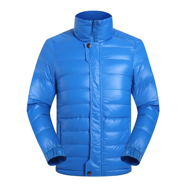 JORDON小紳士 防水防風GORE-TEX外套+羽絨兩件式長大衣 1203