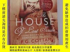 二手書博民逛書店The罕見house of Lost souls (Some d