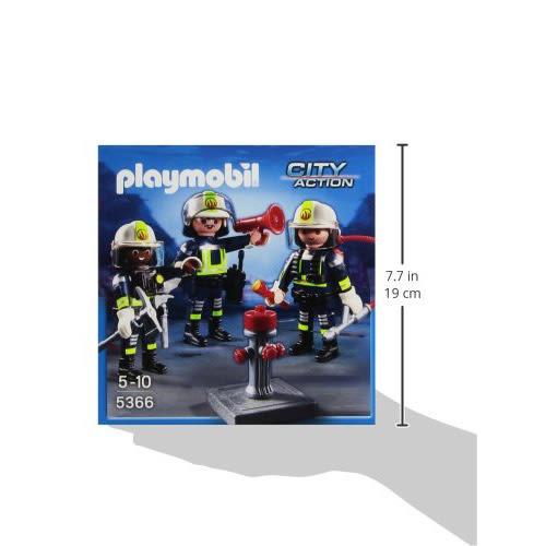 playmobil 救火系列 消防隊員_PM05366