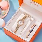 格瑪仕2021新款小綠錶手錶ins小眾設計簡約氣質女錶輕奢名牌 快速出貨