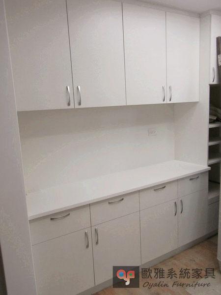 【歐雅 系統家具 】多功能廚具 餐邊電器櫃