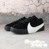 Nike Blazer City Low 黑 白大Logo 復古 麂皮 休閒鞋 女(布魯克林) AV2253-001