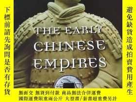 二手書博民逛書店The罕見Early Chinese Empires: Qin and HanY362542 Mark Edw