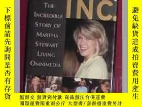 二手書博民逛書店Martha罕見Inc.: The Incredible Sto