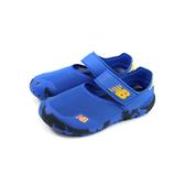 New Balance 運動鞋 水陸 魔鬼氈 藍色 中童 童鞋 YO208RB2-W no746