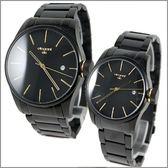 【萬年鐘錶】elegant 經典 時尚對錶 ELJT40-ELJT41-VO02MA