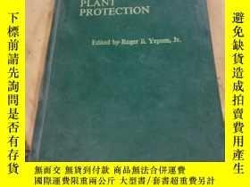 二手書博民逛書店罕見ORGANlC PLANT PROTECTlON (有機植物