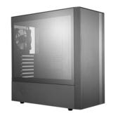 Cooler Master 酷媽 MASTERBOX NR600 強化玻璃 ATX 機殼 (無光碟機版)