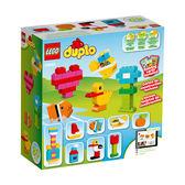 【LEGO 樂高 積木】LT-10848 得寶 Duplo 我的第一套積木(80pcs)