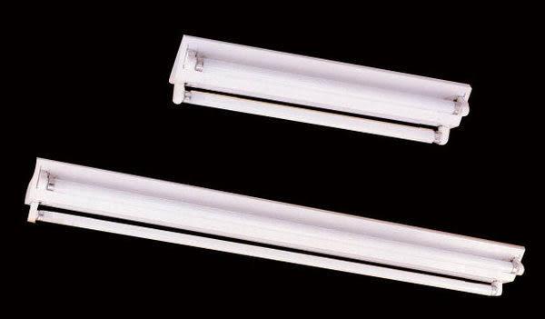 【燈王的店】 旭光 LED T8 4尺18W 雙管山型燈具 全電壓 附燈管 白光6000K 限本館活動 ☆ LED-YD20422S