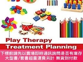 二手書博民逛書店Play罕見Therapy Treatment Planning and InterventionsY4831