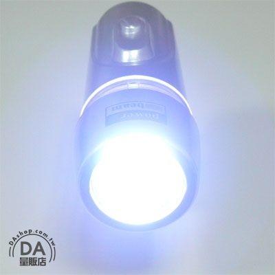 自行車 車燈 前燈 LED 二段變焦 腳踏車 單車 大燈 銀色 防潑水(17-011)