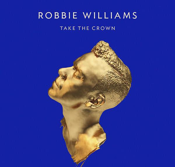 羅比威廉斯  就是王道 全球限量盤 CD附DVD (購潮8)