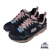 Skechers Pro 藍色 網布 足弓推進器 運動慢跑鞋 女款NO.J0577【新竹皇家 88888338NVPK】